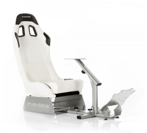 Playseat Evolution White fotel ze stojakiem
