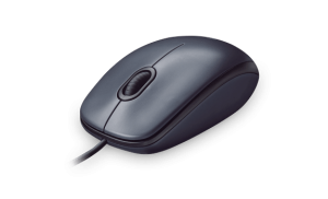 Logitech M100 Mouse Dark