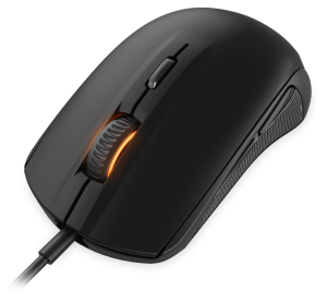 mysz SteelSeries Rival 100 Black