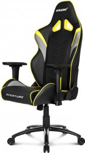 fotel AKRacing Overture Yellow