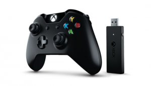gamepad XBOX One S + adapter CWT-00003