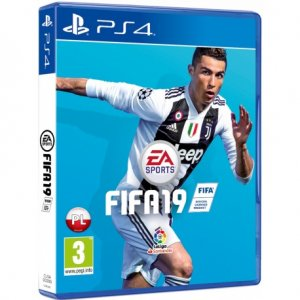 gra FIFA 19 PS4 BOX