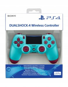 gamepad Sony PlayStation 4 DualShock V2 Wireless BlueBerry