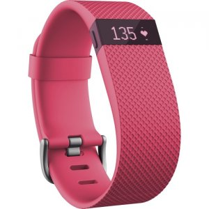 smartband FitBit Charge HR L Pink