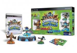 gra Skylanders Swap Force Starter Pack PS3
