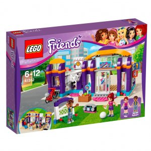 klocki LEGO Friends Centrum sportu w Heartlake 41312