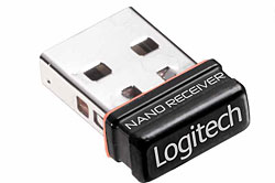adapter Logitech NANO Receiver
