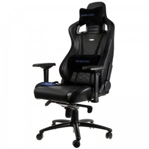 fotel Noblechairs Epic Black/Blue