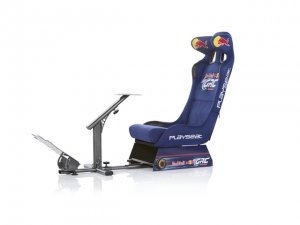 Playseat Evolution Red Bull GRC fotel ze stojakiem
