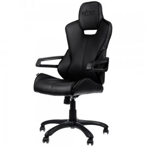 fotel Nitro Concepts E200 Race Gaming Chair black