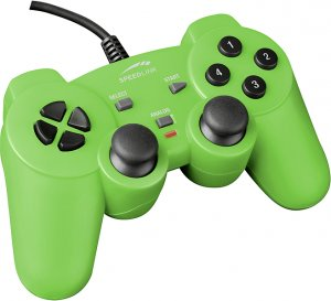 gamepad SpeedLink Strike Green