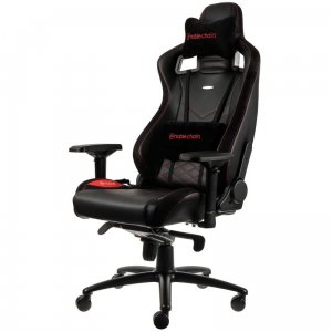 fotel Noblechairs Epic Black/Red