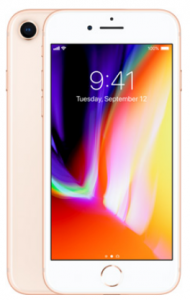 telefon Apple iPhone 8 64GB Gold MQ6J2PM/A