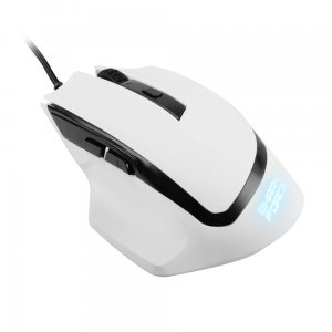 mysz Sharkoon Shark Force U White