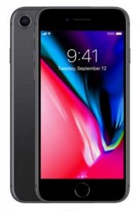telefon Apple iPhone 8 64GB Space Grey MQ6G2PM/A