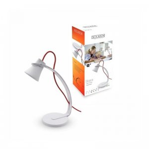 lampka LED Nilsen Skara PX004 White\Red