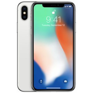 telefon Apple iPhone X 64GB Silver (Demo) (3D069)