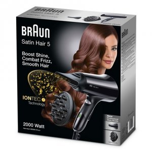 suszarka BRAUN HD530 Satin Hair 5