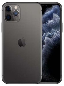 telefon Apple iPhone 11 Pro 256GB Space Gray MWC72PM/A