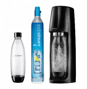 saturator SodaStream Spirit Easy Czarny