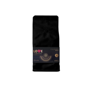 kawa ziarnista LoveCoffee Colombia Excelso Arabica 100% 1kg