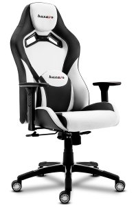 Huzaro Force 7.3 White fotel gamingowy