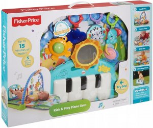 mata edukacyjna Fisher-Price Pianinko BMH49