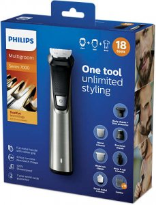 trymer Philips Multigroom MG7770/15 18w1