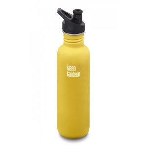 bidon Klean Kanteen Classic 800ml Lemon Curry