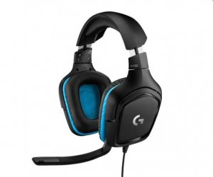 słuchawki Logitech G432 7.1 Surround Sound Gaming Headset
