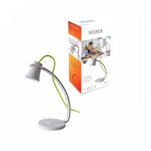 lampka LED Nilsen Skara PX005 White\Green