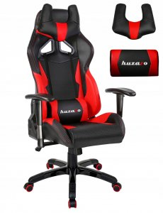 Huzaro Force 7.2 Red fotel gamingowy