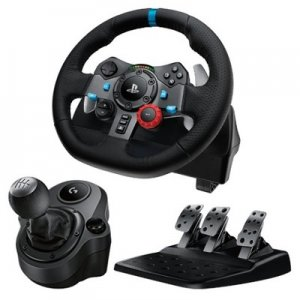 kierownica + shifter Logitech G29 + Logitech Driving Force Shifter PS3 PS4 PC