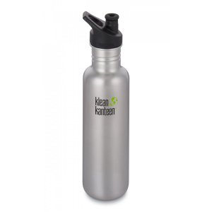bidon Klean Kanteen Classic 800ml Brushed Stainless
