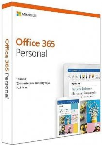 Microsoft Office 365 Personal  QQ2-00735