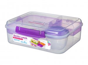 lunchbox Sistema Bento To Go Lunch fioletowy
