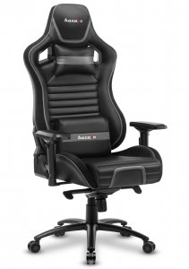Huzaro Force 8.2 Black fotel gamingowy