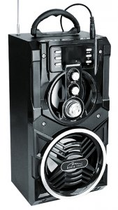 boombox karaoke Media Tech MT3150 PartyBox BT