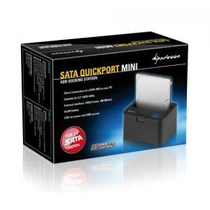 "stacja dokująca HDD 2,5"" Sharkoon SATA QuickPort Mini"