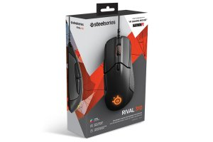myszka SteelSeries Rival 310 Black