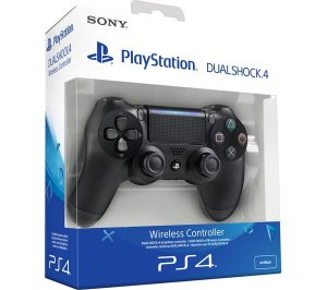 gamepad Sony PlayStation 4 DualShock V2 Wireless Black