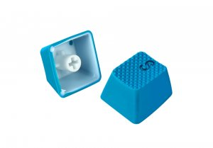 klawisze Sharkoon Mechanical Rubber Keyset Light Blue