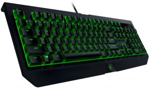 klawiatura mechaniczna Razer BlackWidow Ultimate Green Switch