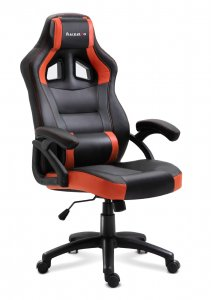 Huzaro Force 4.2 Orange fotel gamingowy